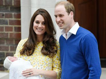 El misterio de los partos de Kate Middleton