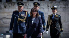 Nueva Presidenta para Grecia