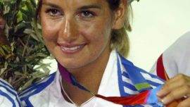 La valiente atleta olímpica violada