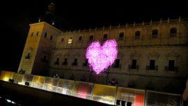 El Alcázar de Toledo ya tiene corazón