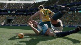 Nike: 'Atrévete a ser brasileño'.
