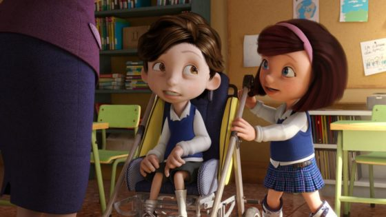 'Cuerdas': El conmovedor cortometraje de una bonita amistad.