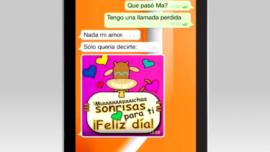 Cocacola, las madres y Whatsapp