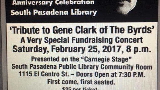 "50 años de ""Gene Clark And The Gosdin Brothers"""