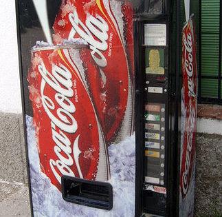 La máquina de vending