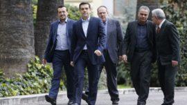 Todas las ministras griegas