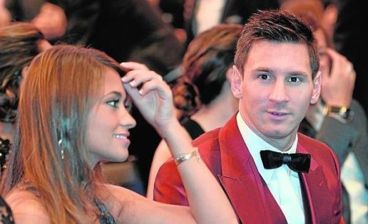 El Smoking de Messi