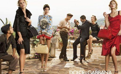 "Geniales ""garruladas"" de Dolce&Gabbana"