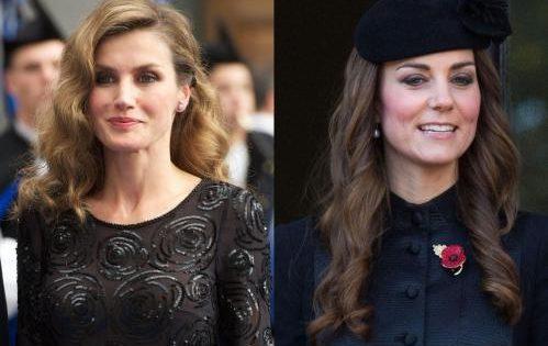 Letizia vs. Kate: diferencias de estilo