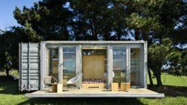 Casa – Container: Arquitectura en tiempos de crisis