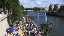 Playas de París