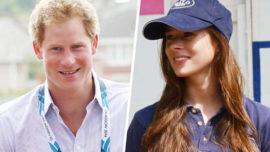 La nueva novia del príncipe Harry
