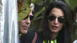 Clooney y la joya de Oriente Medio