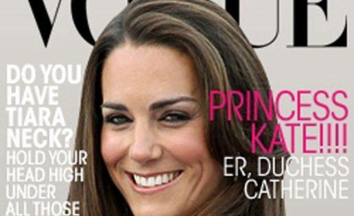 ¿Kate Middleton portada de Vogue?