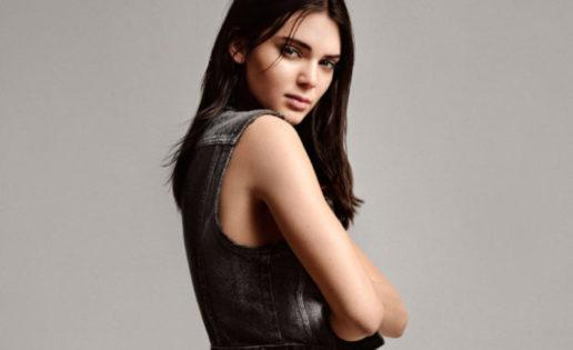 Kendall Jenner para Calvin Klein