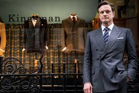 Kingsman: vestuario a la venta