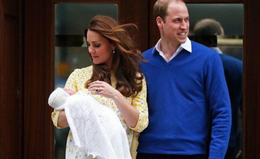 Kate, su hija y la Reina