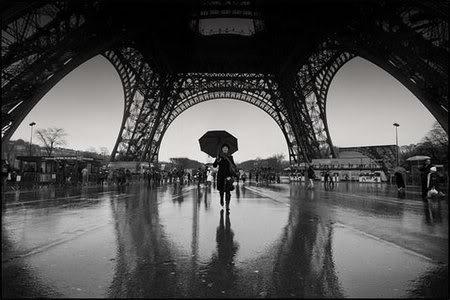 10 planes en París cuando llueve