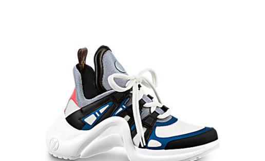Vuitton y las nuevas zapatillas deportivas
