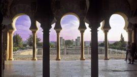 M. Azahara: Agua corriente, cristalerías de lujo y spas en el siglo X