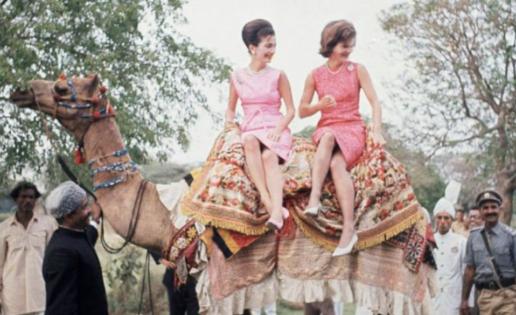 Lee Radziwill, hermana, princesa, icono de la moda