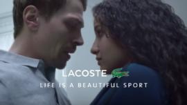 Lacoste y su video viral sobre el deporte de la vida