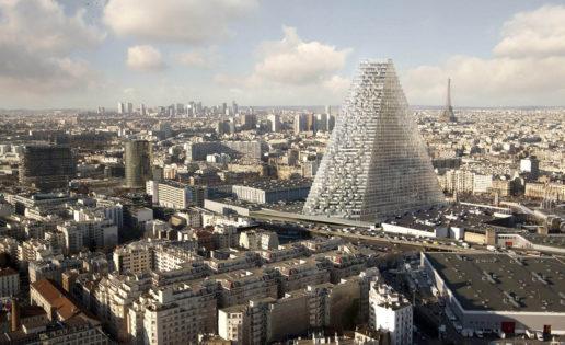 """""""La Tour Triangle"""" de París"""