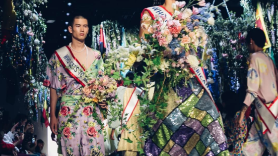 El concurso de misses de Prabal Gurung  en Nueva York