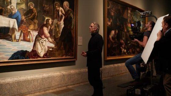 Jeremy Irons protagoniza un tour por el Prado