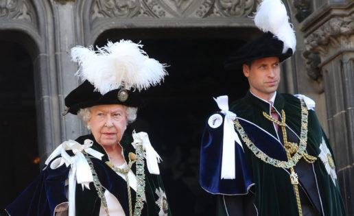 Isabel II da un nuevo cargo al príncipe Guillermo