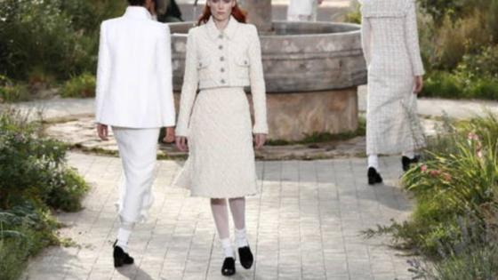 El elegante hospicio de Chanel