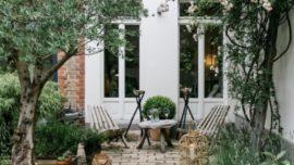 Cómo crear un mini jardín