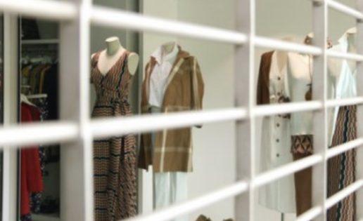 La bajada de las ventas de moda