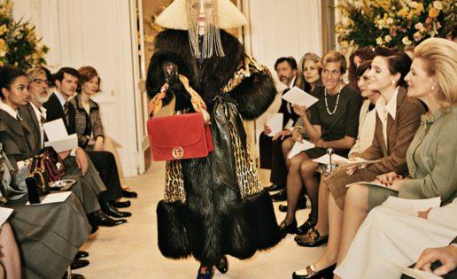 Gucci and Prada ratifican su postura: desfiles online