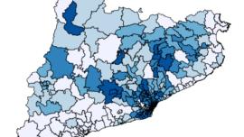 La propagación del COVID y su distribución geográfica en áreas pequeñas. Un análisis para Cataluña (II) Condiciones meteorológicas y ambientales