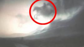 Esta es la verdad sobre los jinetes del Apocalipsis que aparecieron en el cielo de México