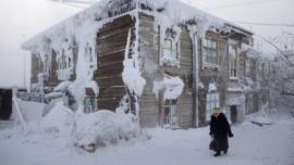 Oymyakon, el lugar habitado más frío del planeta