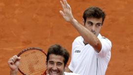 Finalistas españoles en Roland Garros. Granollers y Lopez Ganan