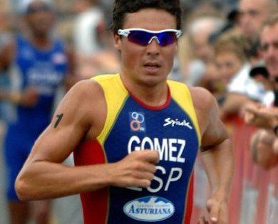 Javier Gómez Noya ya es el líder en triatlón