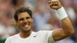 Rafa Nadal quiere el Wimbledon 2014