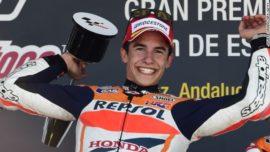 Marc Márquez campeón del Mundo de MotoGP por segunda vez