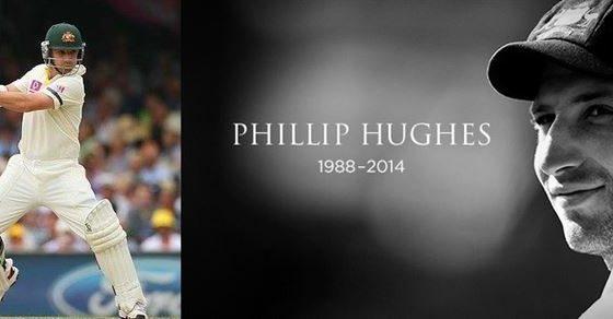Muere el jugador de críquet Phillip Hughes