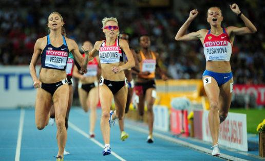 Yuliya Rusanova destapa el dopaje ruso en el deporte