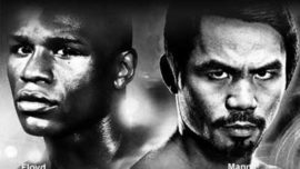 Mayweather vs Pacquiao – vídeo sobre sparring, ya vale todo…