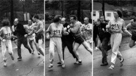 Ninguna mujer puede correr un maratón