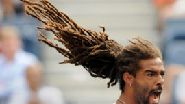 Nadal contra Brown en Wimbledon