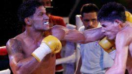 Muere boxeador que disputó tres combates en 49 días