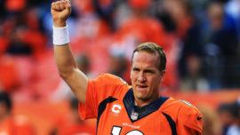 Peyton Manning se convierte en leyenda