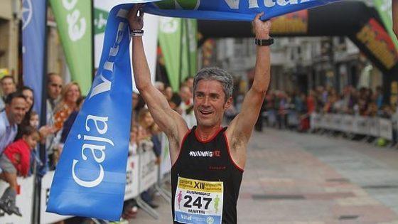 Martín Fiz: El que tuvo retuvo y guardó para la vejez