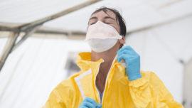 Los que luchan contra el Ébola